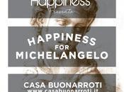 Happiness, Vittorio Sgarbi Michelangelo Buonarroti: trittico esplosivo Firenze