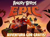 Angry Birds Epic disponibile Play Store