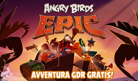 Angry Birds Epic App Android su Google Play 600x356 Angry Birds Epic disponibile su Play Store applicazioni  play store google play store