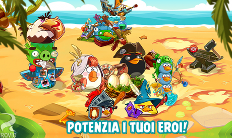 Angry Birds Epic 2 App Android su Google Play 600x358 Angry Birds Epic disponibile su Play Store applicazioni  play store google play store
