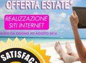 Realizzazione siti web: Offerta Giugno Agosto 2014. Approfittane!
