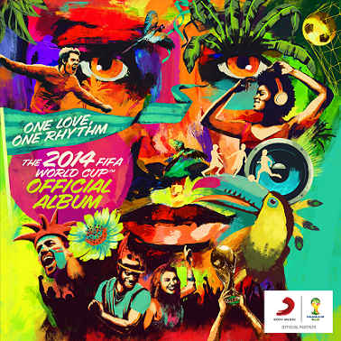 The 2014 FIFA World Cup Official Album