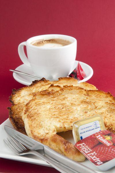 La mia prima volta a madrid croissant plancha te amo - Tazze colazione ikea ...