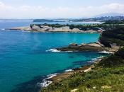 Surf vela Santander, angolo Spagna stretto mare montagna