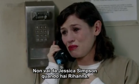 «Orange is the New Black»: il carcere dove Don Matteo non vorrebbe mai mettere piede