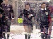 Calcio cinema. rumeno SECOND GAME, radicale tutti film pallone