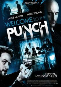 Welcome To The Punch - Locandina