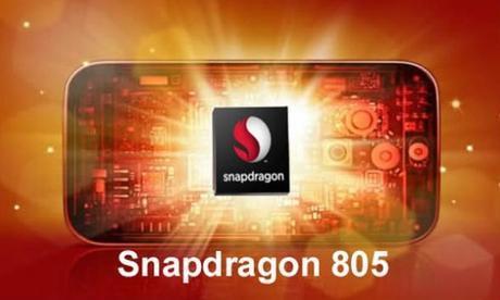 LG G3 Prime con processore Snapdragon 805