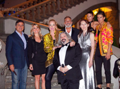 sfilata all'ombra camini: Tribute Versace!