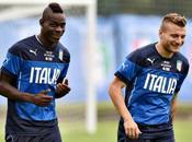 Italia buona prima. emozione napoletani l'ingresso Ciro Immobile!