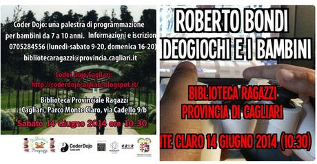 Coder Dojo e Videogiochi a Cagliari