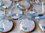 Biscotti decorati Cresima