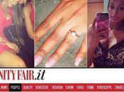 L'anello Mario Balotelli Fanny déjà giugno 2013 fece stessa cosa