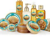 Linea all'Olio Argan Body Shop