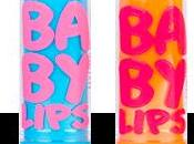 First impressions maybelline baby lips