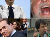 Renzi, Berlusconi, Grillo, Salvini: tutti insieme appassionatamente