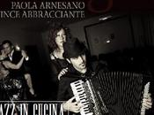 Jazz Cucina: venerdi' luglio 2014 concerto Arnesano Abbraciante Molfetta Bari.