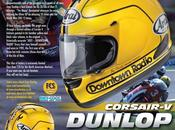 Arai RX-GP Joey Dunlop 1985 Replica Limited Edition 2014