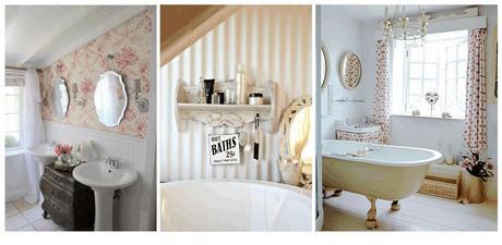 Stanza da bagno che sia romantica paperblog - Stanza da letto romantica ...