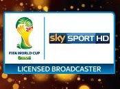 Mondiali Brasile 2014 campo Olanda Spagna Diretta Sport