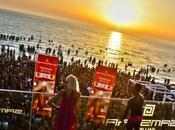 Samsara Beach Gallipoli (Le): 20/6 Italia Costa Rica beach!)