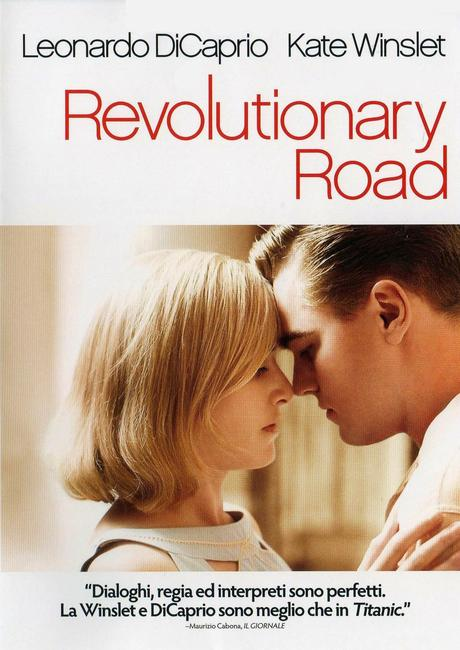... Winslet et Leonardo DiCaprio en noir et blanc pour Revolutionary Road