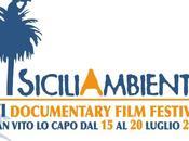 SiciliAmbiente Documentary Film Festival: luglio Vito Capo