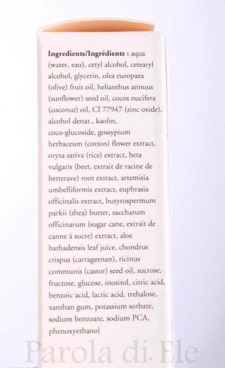 BURT'S BEES: Crema Contorno Occhi Sensitive