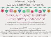 CONTEST DECORIAMO GIPSY CARAVAN ManualMente 25-28 settembre Torino Lingotto