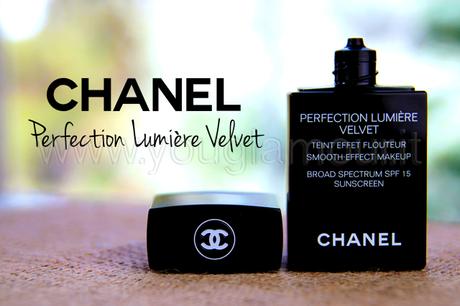 chanel perfection lumiere velvet paperblog. Black Bedroom Furniture Sets. Home Design Ideas