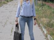 X-Cape Fashion Blogger loves Italian Denim