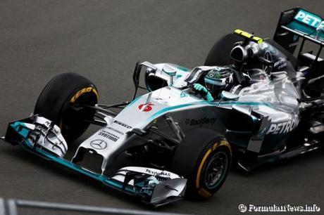 Nico Rosberg Mercedes F1 W05 Hybrid_01