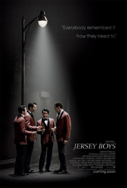Poster Jersey Boys
