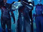 Guardiani della Galassia sulla cover Empire