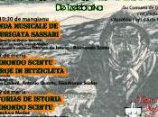 GUASILA (CA): RICORDO RAIMONDO SCINTU Teatro Fratelli Medas