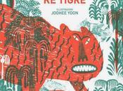 """Graffianti patterns textures nelle stupende illustrazioni libro tigre"""""""