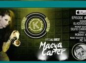 KuMusic Radioshow: guest Episode #023 Maeva Carter.