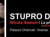 STUPRO D'ARTISTA Nicola Samorì pittura cosa mortale
