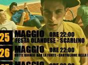 Scat Plaza: Scarlino, Castiglione Della Pescaia, Marina Montalto. Tripletta Live rispettivamente Giugno.