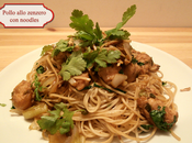 Jamie Oliver: pollo allo zenzero noodles