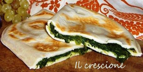 Il crescione romagnolo paperblog - Crescione ricette cucina ...