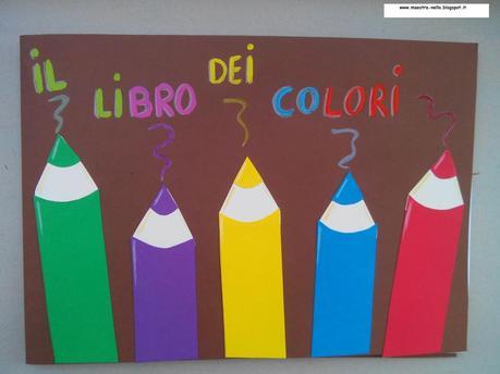 Il libro dei colori paperblog - Libro immagini a colori ...
