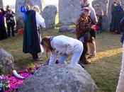 Rituali millenari druidi Stonehenge
