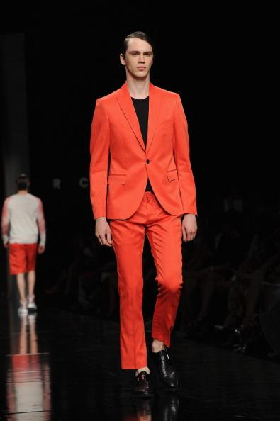 JOHN RICHMOND COLLEZIONE SS15 MILANO FASHION WEEK PRIMAVERA ESTATE 2015 UOMO