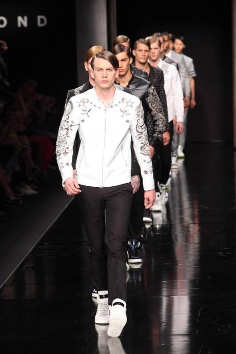 JOHN RICHMOND COLLEZIONE SS15 MILANO FASHION WEEK PRIMAVERA ESTATE 2015