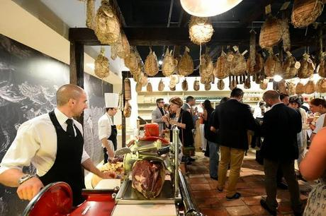 Fidenza Village 'Best of Italy' Food & Wine pop up Boutique opening