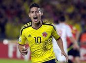 Colombia Uruguay 2-0: doppietta James Rodriguez, fuori