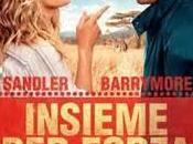 Insieme Forza, nuovo Film Adam Sandler Drew Barrymore