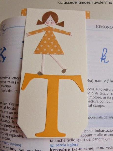 Segnalibri personalizzati paperblog for Maestra valentina estate