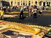 infioratori Spello Roma l'infiorata romana piazza Pietro